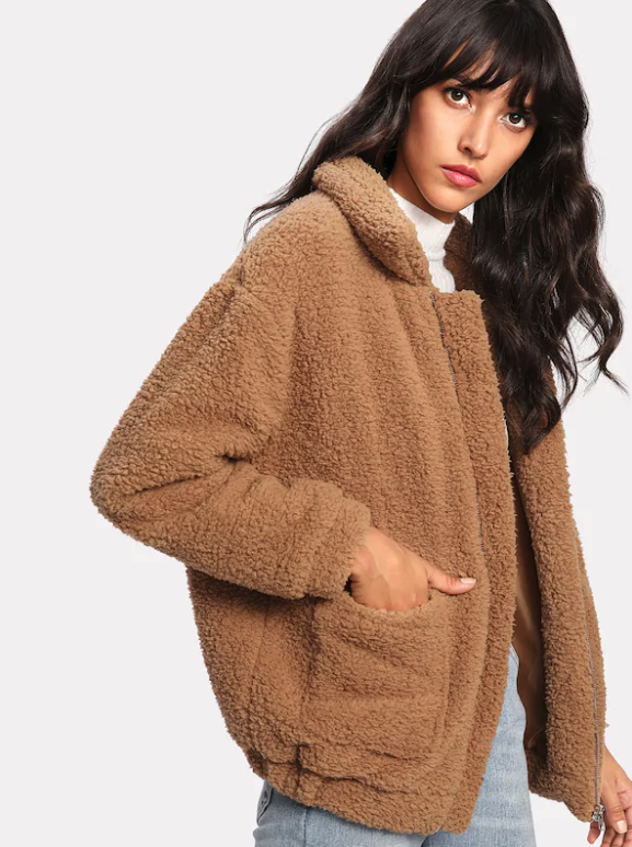 Bello Teddy Coat