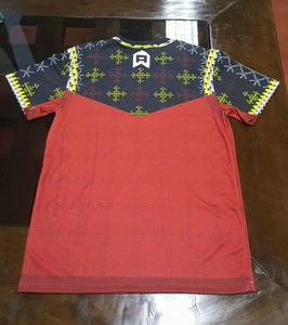 Shirt - Bagobo Shirt [red]