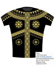 Load image into Gallery viewer, Shirt - Pintados Shirt [black]
