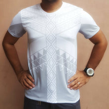 Load image into Gallery viewer, Shirt - Rajah Shirt [white]