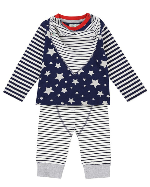 Star/ Stripe 3Pc Set