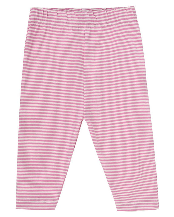 Pink Stripe Legging