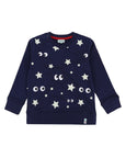 Night Skies Sweat ( Glow In Dark)