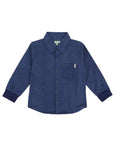 Chambray Fox Shirt