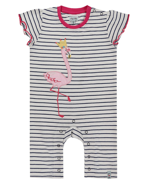 Flamingo Playsuit