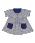 Reversible Stripe Dress