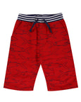 Printed Board Shorts- Sharky