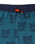 Cheetah Sweat Shorts
