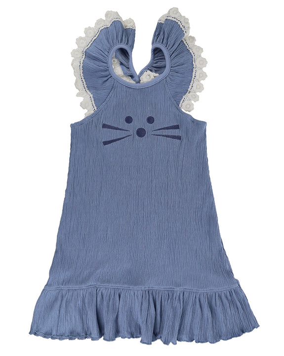 Pretty Cat Gyspy Dress