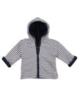 Cord Bear Jacket - Reversible