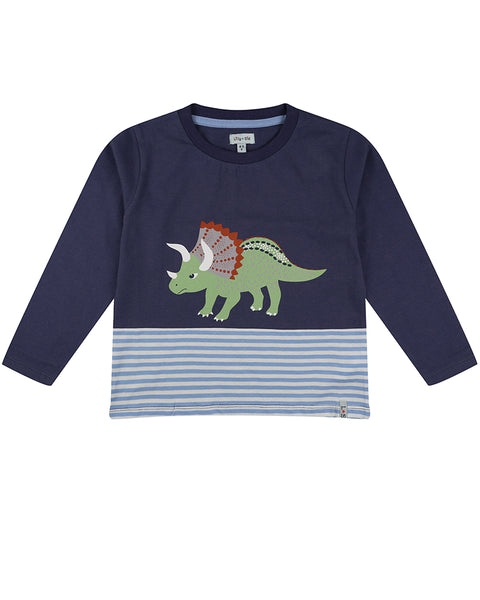 TRICERATOPS CUT AND SEW TOP