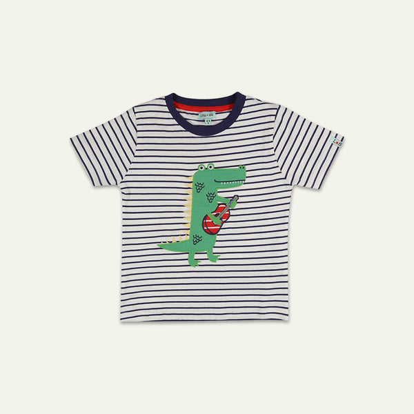 CROC APPLIQUE T