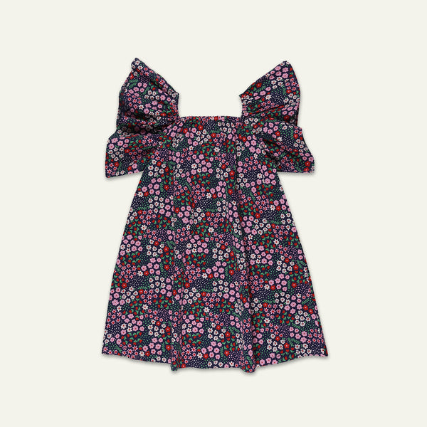 SUNNY DRESS - VINTAGE FLORAL
