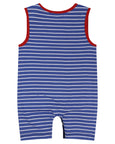 Shortie Dungaree Set- Ships