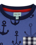 Pocket Print T- Anchors