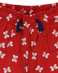 Woven Shorts- Butterfly
