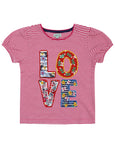 Applique T-Shirt- Love