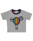 Short Sleeve Playset- Balloon Applique