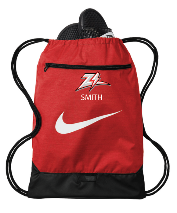 Zizzer Nike Cinch Sack