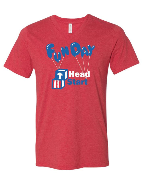 Head Start Fun Day V neck