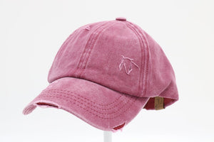 CC Ladder High Ponytail ball cap