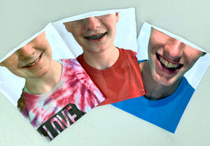 Personalized Gaiter face mask