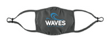 Waves Swim Team Gaiter or Facemask