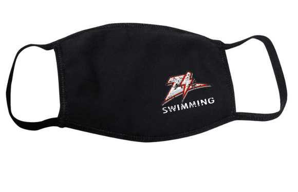 Zizzer Swimming face mask
