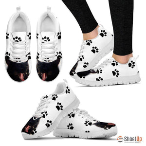 Leigh Anne Dorris 'Toothless Cat' Running Shoes For Women-3D Print-Free Shipping