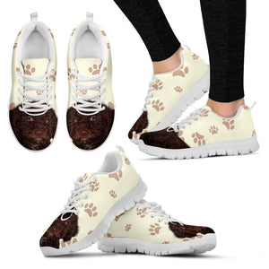 Spanish Water Dog Running Shoes For Women-Free Shipping
