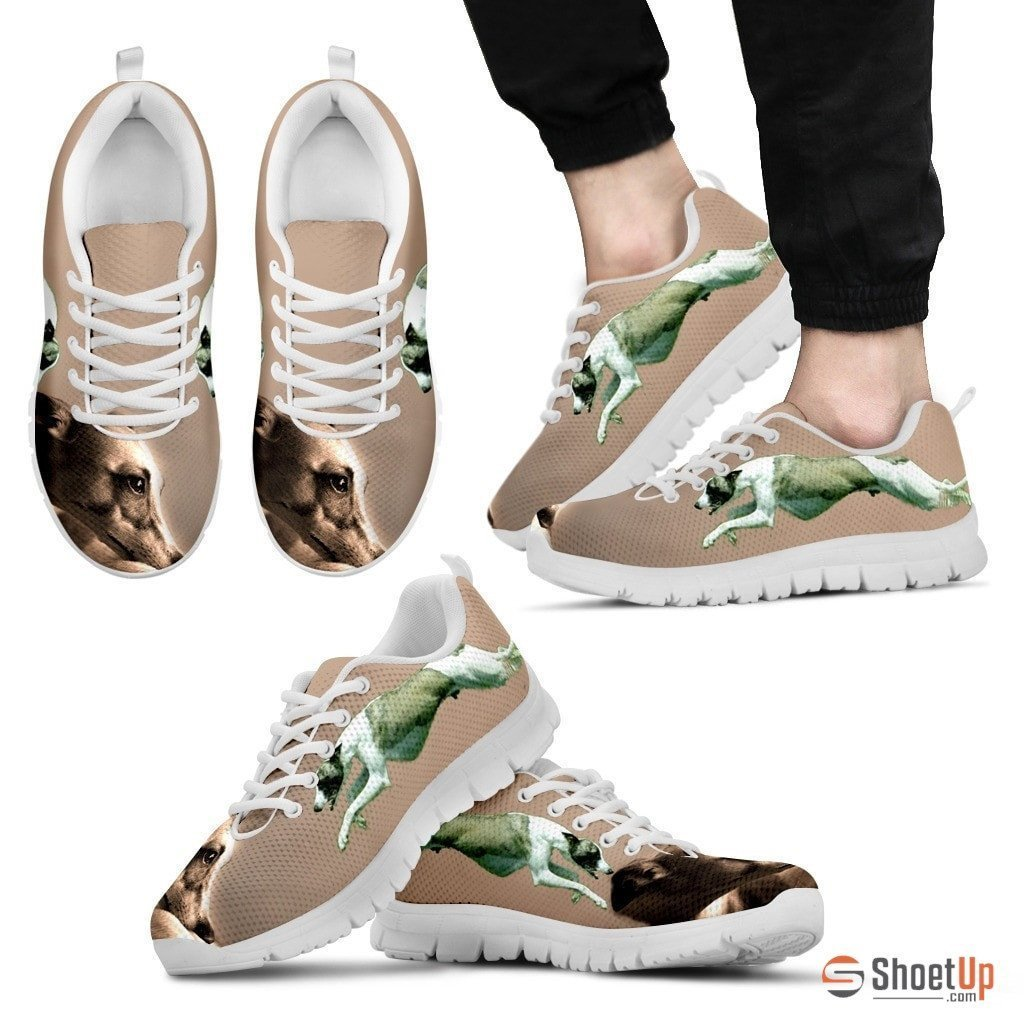 Whippet-Dog Running Shoes For Men-Free Shipping Limited Edition
