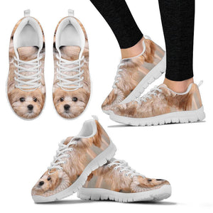 Cavapoo Print Running Shoes For Women- Express Shipping