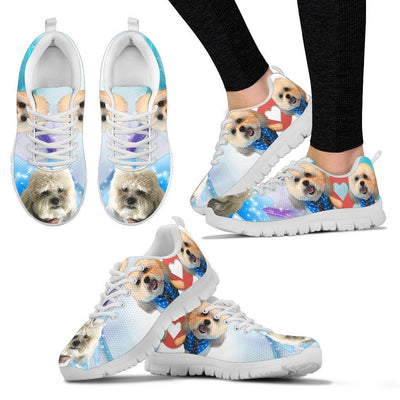 Customized Dog Havanese Print 2 Running Shoes For Women-Express Shipping