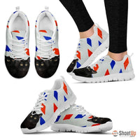Bombay Cat Print Running Shoes For Women-Free Shipping