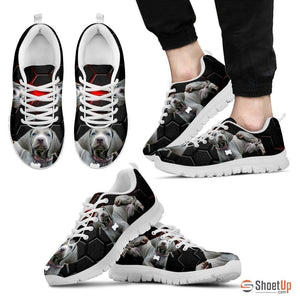Weimaraner-Dog Running Shoes For Men-Free Shipping Limited Edition