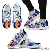 Gerardette's Daughter Print Running Shoe- Free Shipping