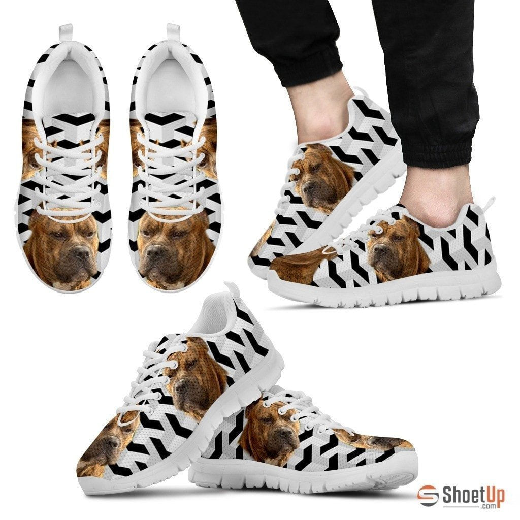 Perro de Presa Canario Dog Running Shoes For Men-Free Shipping