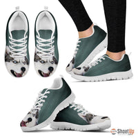 Siberian Husky-Dog Shoes For Women-Free Shipping