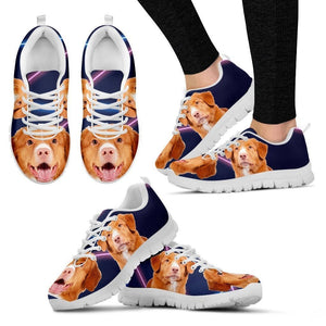 Nova Scotia Duck Tolling Retriever Dog Running Shoes For Women-Free Shipping