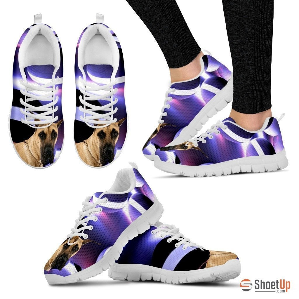 Great Dane Dog Running Shoes For Women-Free Shipping