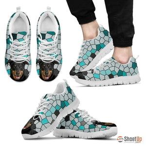 Beauceron Dog Running Shoes For Men-Free Shipping