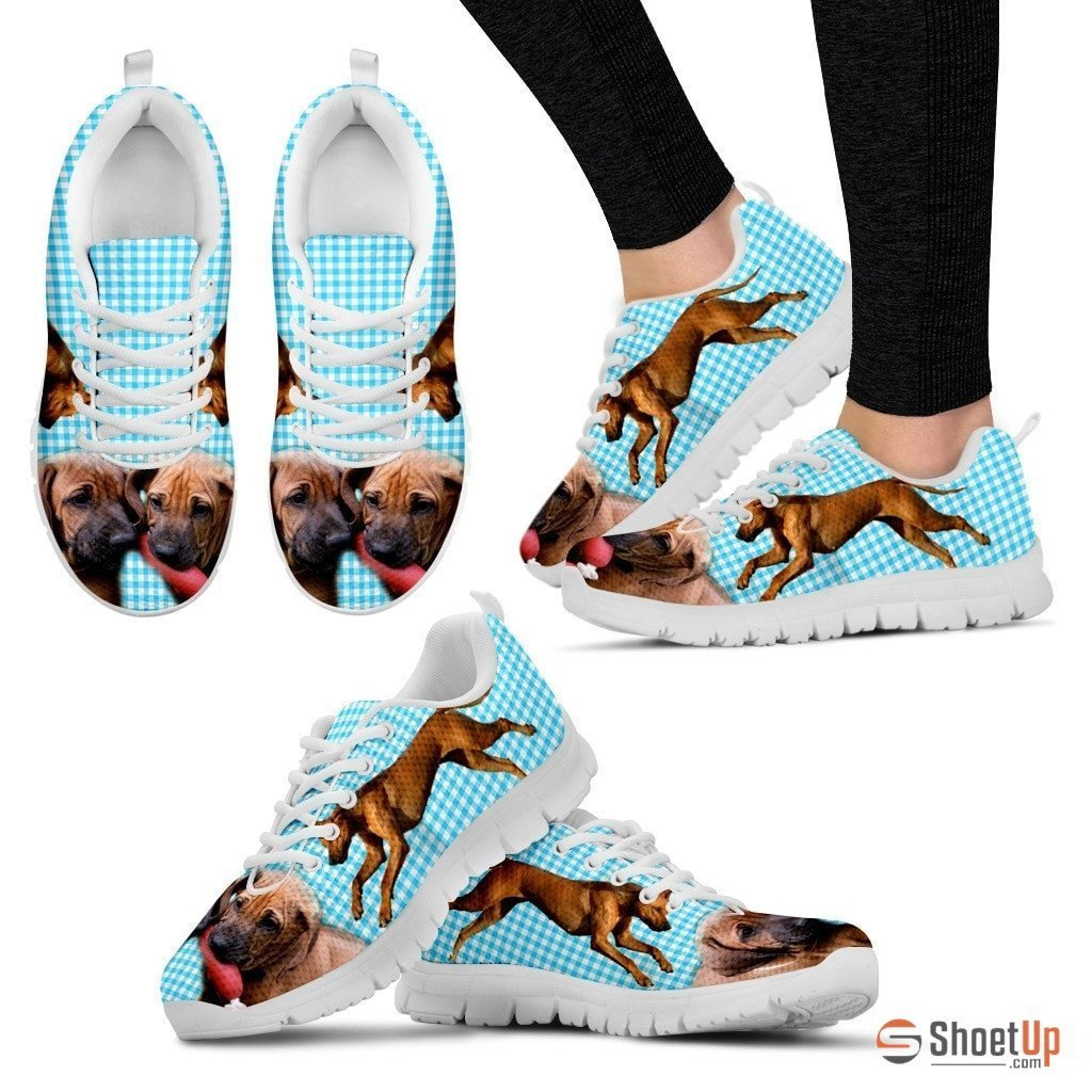 Rhodesian Ridgeback-Dog Running Shoes For Women-Free Shipping