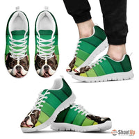American Bulldog Running Shoes For Men-Free Shipping Limited Edition