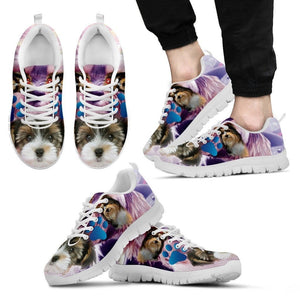 Biewer Terrier Running Shoe For Men- Free Shipping