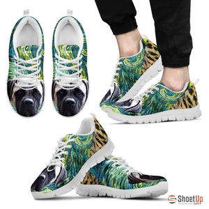 English Mastiff Running Shoe For Men- Free Shipping