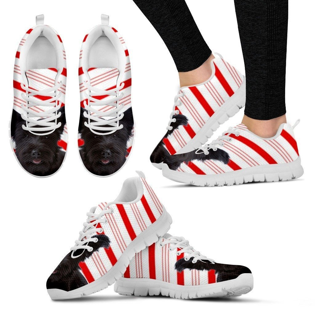 Skye Terrier Dog Running Shoes For Women-Free Shipping