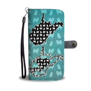 American Eskimo Dog Pattern Print Wallet Case-Free Shipping-WV State