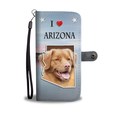 Nova Scotia Duck Tolling Retriever Wallet Case-Free Shipping-AZ State