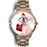 Dalmatian Dog Arizona Christmas Special Wrist Watch-Free Shipping