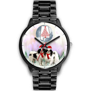 Japanese Chin Alabama Christmas Special Wrist Watch-Free Shipping